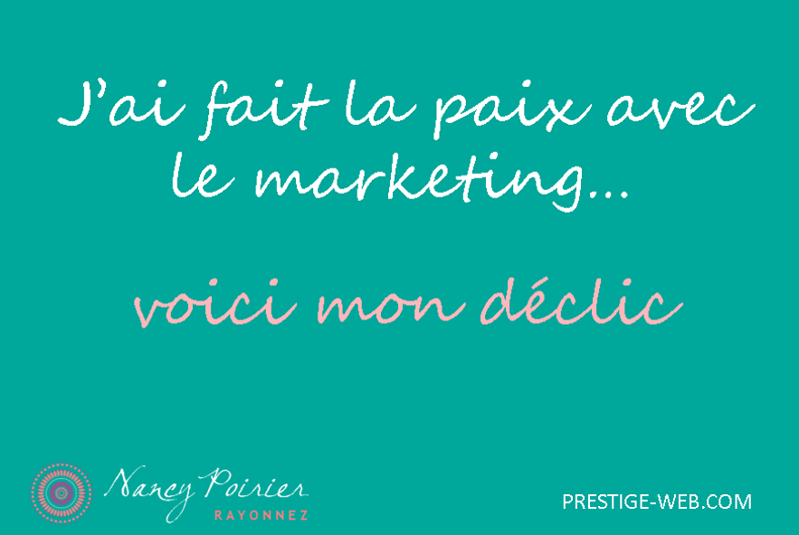 paix avec le marketing-Prestige-web.